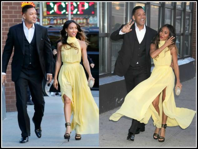 Your Favorite Celebrity Couples' Wedding Anniversaries ... |Will Smith Jada Pinkett Wedding Dress