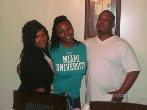 My big sister TK & brother Keelin